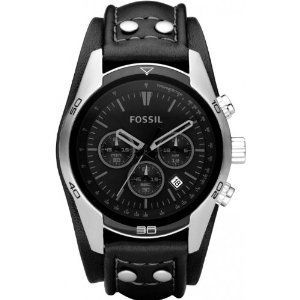 Fossil Ch2586 Mens Trend Black Watch Fossil. $117.81. Chronograph. Tachymeter. Date Window
