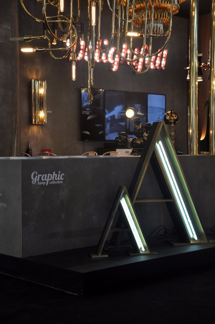 Take a look at these photos of trade shows where Delightfull was present #delightfull #uniquelamps #FloorLamps #TripodLamp #TripodFloorLamp #ModernHomeLighting #HomeLightingIdeas #BedroomLamps #DiningRoomLighting #LivingRoomLighting #KitchenLighting