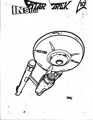 Inside Star Trek: 1968 Description of the Desilu Soundstages During The Filming of The Original Series