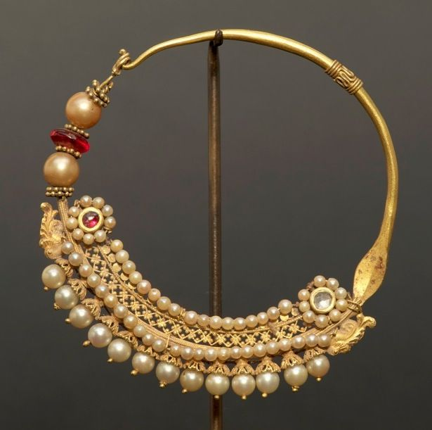 Indian nose ring
