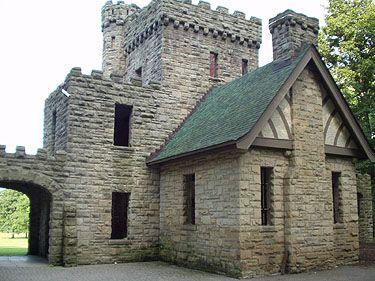 abandoned castle in ohio. I live in Ohio, where, where , where???