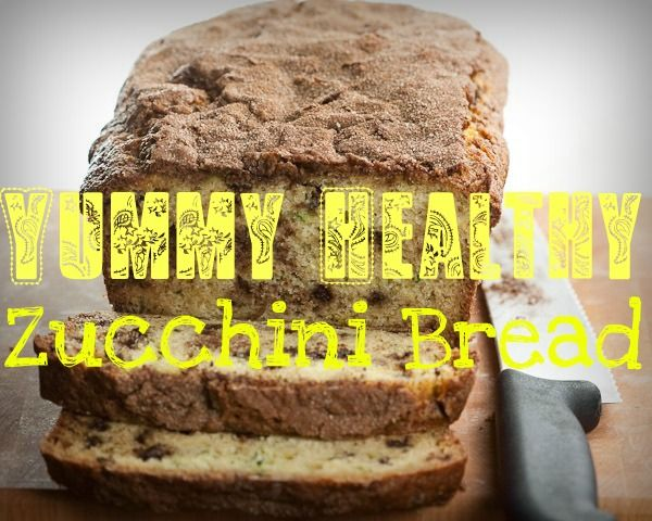 Unlost | Food, Fashion & Travel.: Healthy Zucchini Bread Recipe and a GIVEAWAY WINNER!