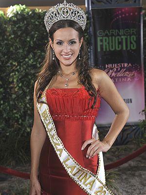 Melissa Marty Nuestra Belleza Latina - Univision