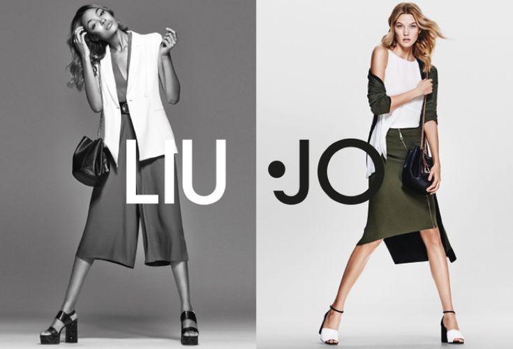 Liu Jo enlists models Jourdan Dunn and Karlie Kloss for spring 2016 campaign