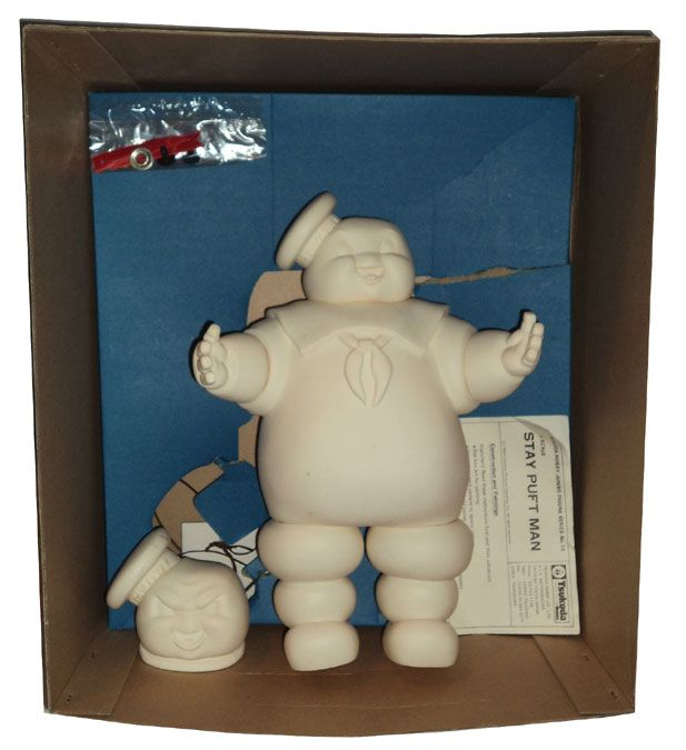 Movie Memorabilia Specialists - The Monster Company - Stay Puft Marshmallow Man Vinyl Model Kit From The Movie Ghostbusters By Tsukuda Hobby Japan