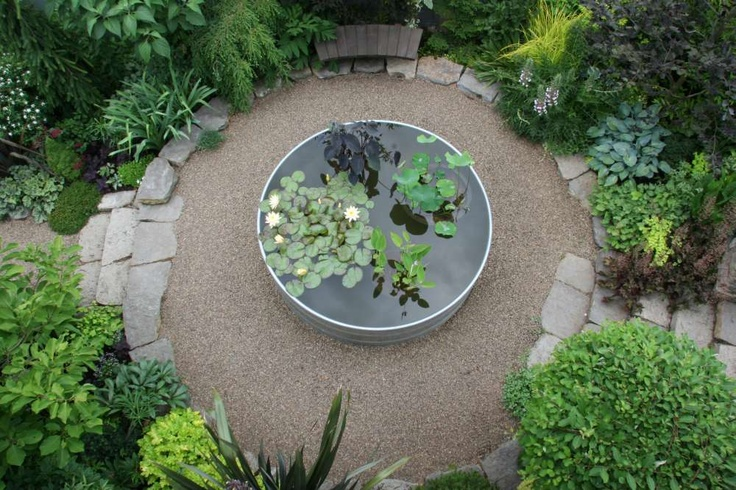Our garden mosaic gardens landscape garden design and for Mosaic landscape design