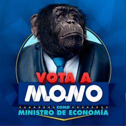 Una curiosa y viral forma de lanzar una aplicación movil #votaamono #app #viral #digital #creatividad