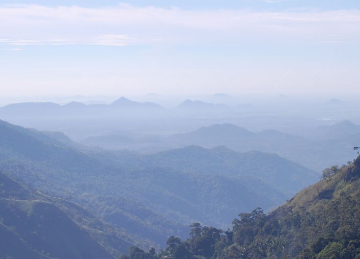 Views from the clouds over Ella tea hills (Wellawaya) in South Sri Lanka. Check our blog for full story of our South Sri Lanka Tour and Guide for Independent Travel in Southeast Asia. Here: http://live-less-ordinary.com/southeast-asia-travel/south-sri-lanka-tour-independent-travel