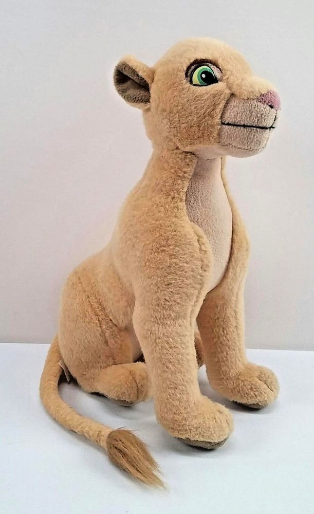 Applause Disney Adult Sitting Nala Lion King Plush 17 Toy Stuffed