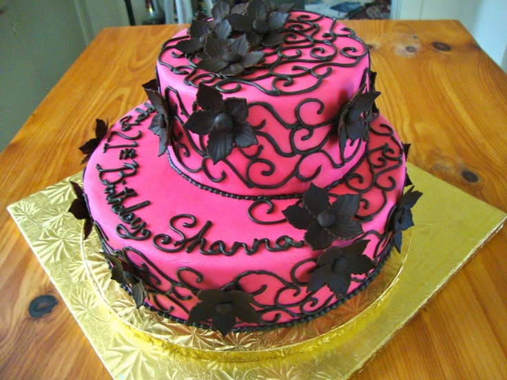 22 Best Twins 16th Birthday Cakes Images On Pinterest 16th
