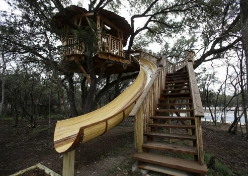 tree house at inspire academy san antonio texas