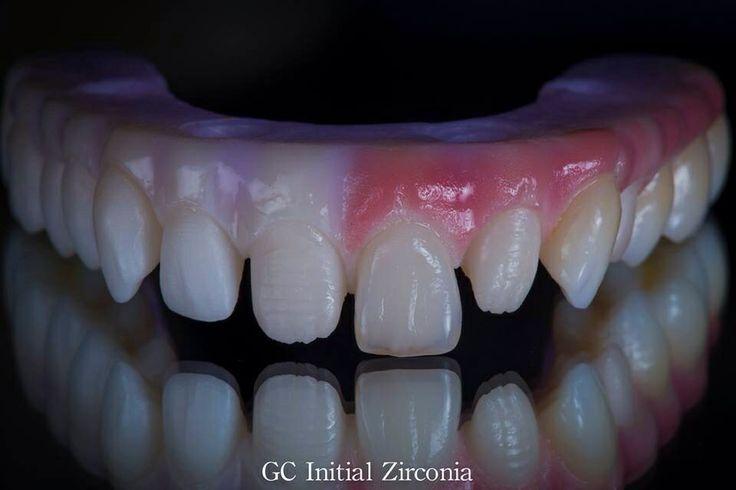 GC Initial Zirconia