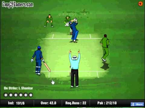 India Pakistan Cricket Game - Free online cricket games - http://gaming.tronnixx.com/uncategorized/india-pakistan-cricket-game-free-online-cricket-games/
