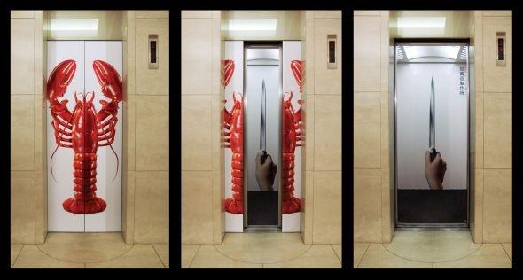 Kagatani Knife: Elevator Ads