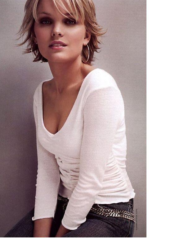 Explore the fabulous world of short choppy hair #hacked #explore #fabulous #hair #curves