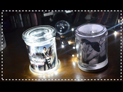 Regalo Para Mi Novio / Novia Como hacer regalo de san valentin IDEA #7 | SHELSORADO - YouTube