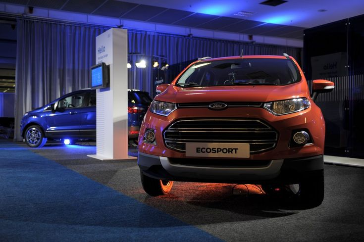 Ford EcoSport Limited Edition: in vendita solo online