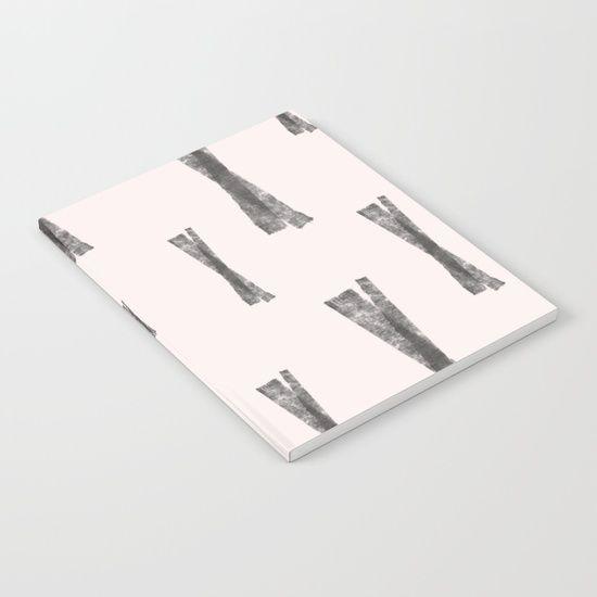 Fingers Crossed Notebook