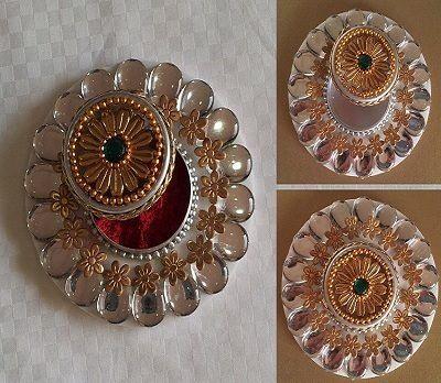 Sindoor Dabbii - To keep a treasure like sindoor all you need is a bespoke box for it.