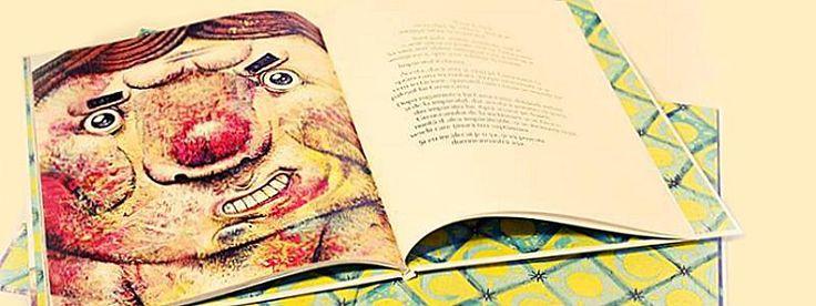 """De vorbă cu ilustratorul Alexandru Ciubotariu despre cum și l-a imaginat el pe Greuceanu: """"Voiam să găsesc o formulă vizuală deosebită""""   Hyperliteratura"""
