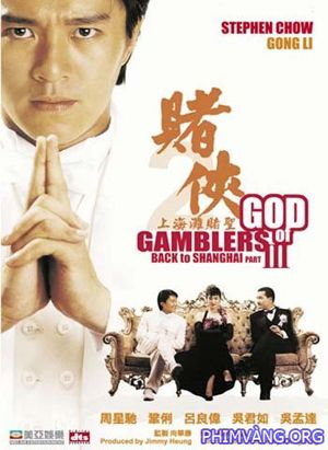 Phim Đổ Thánh 3 | Châu Tinh Trì