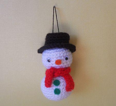 247 best crochet christmas ornaments images on Pinterest | Crochet ...