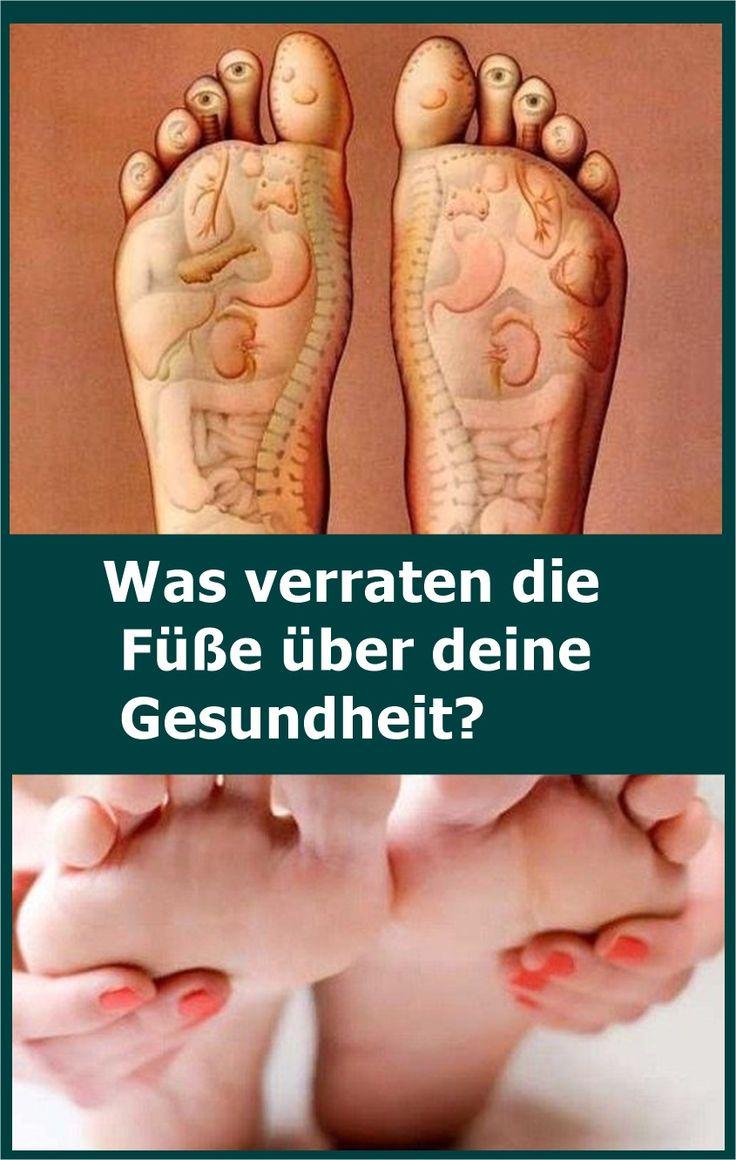 Was verraten die Füße über deine Gesundheit? | njuskam!
