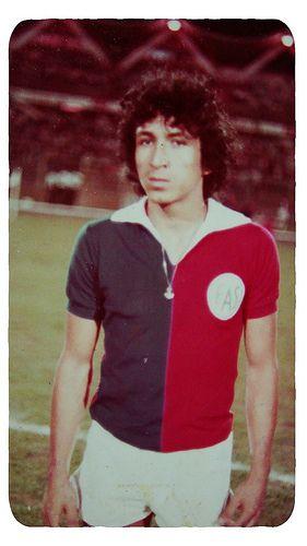 "Jorge ""El Magico"" Gonzalez. C.D. FAS '79"