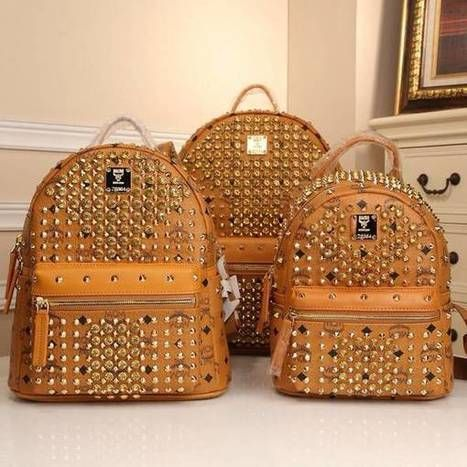 New MCM Stark BackPack Tan Yellow Small Middle Large [mcmbackpack-033] - $188.00 : | cheap bags uk | Scoop.it                                                                                                                                                                                 More