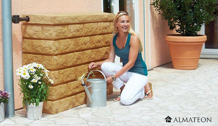 les 25 meilleures id es de la cat gorie reservoir eau de pluie sur pinterest r servoirs d 39 eau. Black Bedroom Furniture Sets. Home Design Ideas