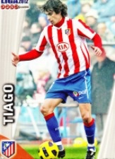 Tiago Mendes - Club Atlético de Madrid - Midfield - Viana do Castelo, Portugal - 2 May 1981.