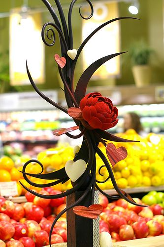 chocolate showpiece by Fresh From The Oven 606, via Flickr