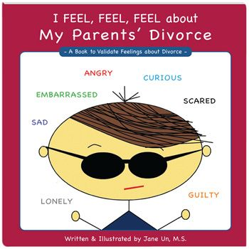 I Feel, Feel, Feel about My Parents' Divorce Book  - repinned by @PediaStaff – Please Visit  ht.ly/63sNt for all our pediatric therapy pins