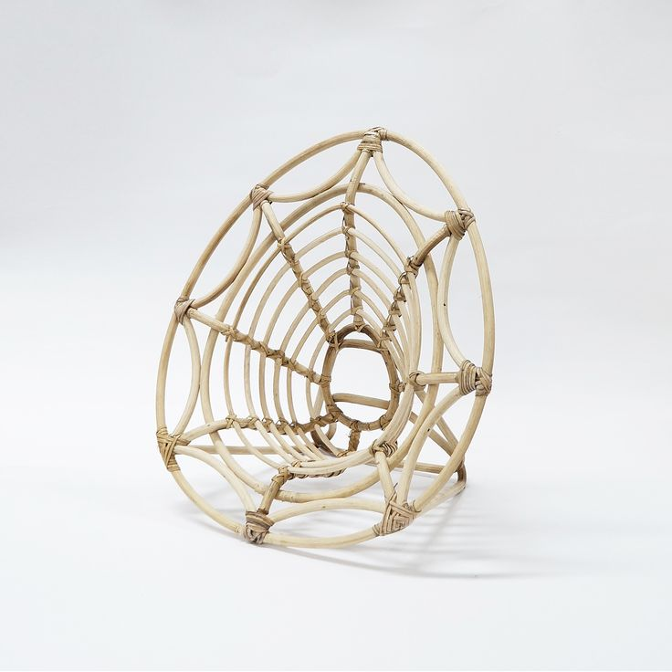 [Rattan Furniture] 3D model by Reynard Nathaniel (batch 2014, UPH Product Design)