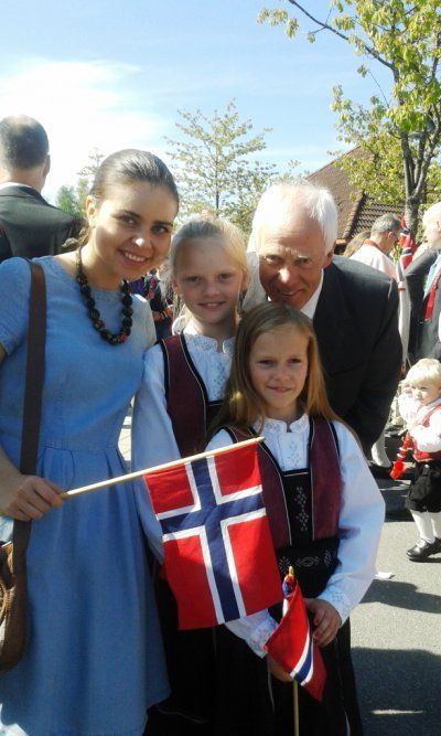 Au Pair i Norwegia czyli nowe miejsce na Ziemi dla Magdy