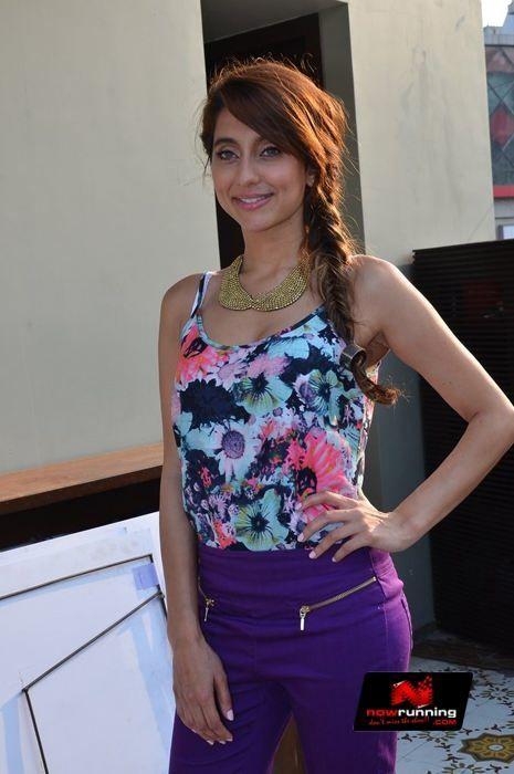 Anusha Dandekar At MTV's New Show Launch