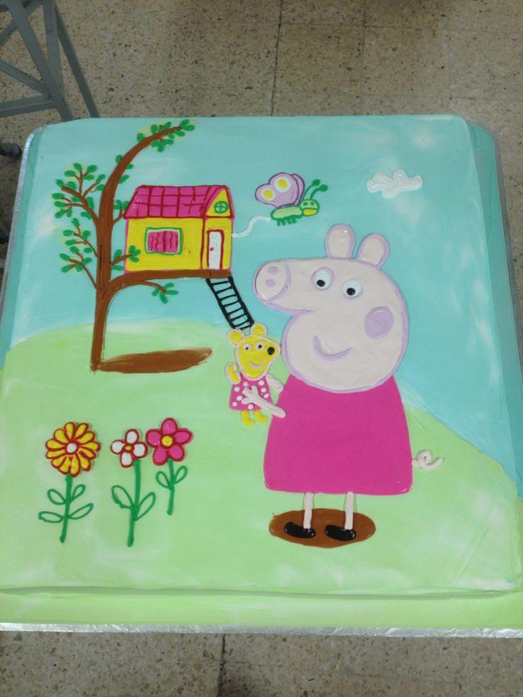 Infantil Peppa Pig.
