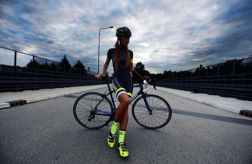 #trek #roadbike #girl #biking #bridges #cycling #kit #bike...