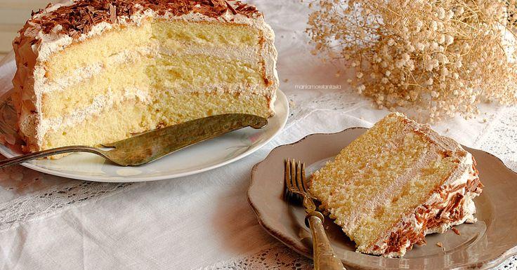 La torta al baileys è un dolce molto aromatico grazie alla presenza della crema al wiskey. Preparatela preferibilmente per una ricorrenza da... grandi!