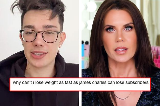 16 Of The Most Hilarious Tumblr Jokes To Come Out Of The James Charles And Tati Westbrook Drama Charles Meme James Charles Charles