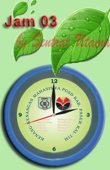 Jam Dinding Foto/Logo  http://sentralutama.com/