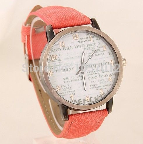 Promotion 2016 Vintage Retro Casual Watch Lady Women Wristwatch New Fashion Leather Quartz Watch Punk Style Relogio feminino-in Fashion Watches from Watches on Aliexpress.com | Alibaba Group