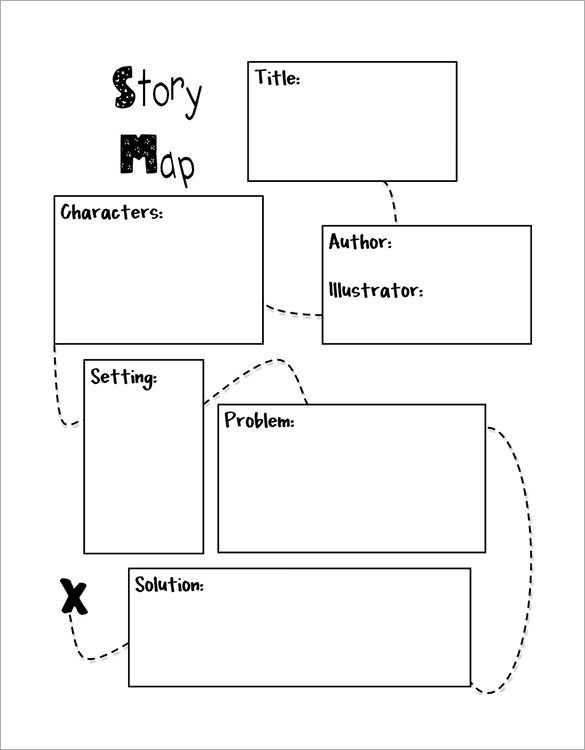 8 Story Map Templates Doc Pdf Story Map Template Flow Chart