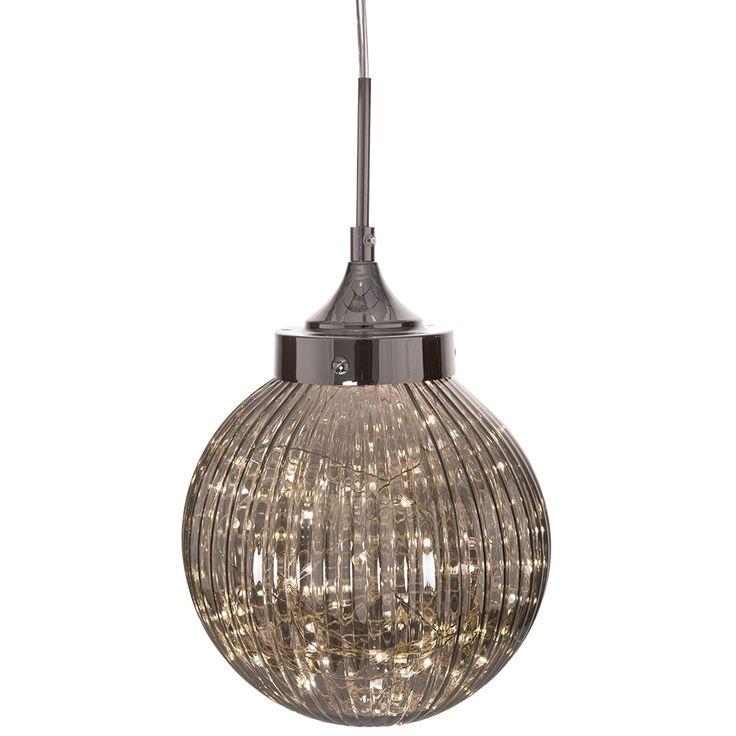 Lampa wisząca BARCELONA P01901CH - GALERIA GEA