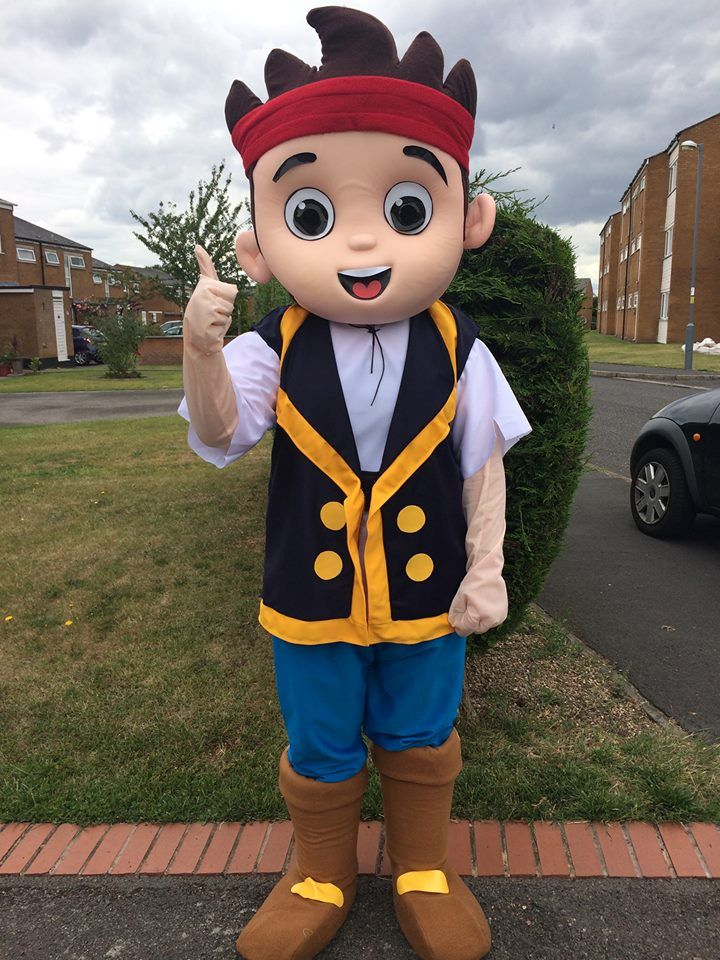 Mad House Mascots offer a fantastic range of children's party character real life princesses for all special occasions - call TODAY on: 07792 724697.
