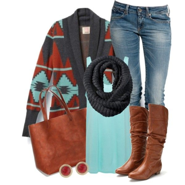 """Style This Cardigan"" by qtpiekelso on Polyvore"