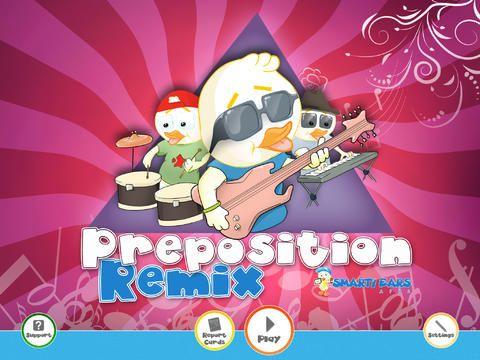 Preposition Remix