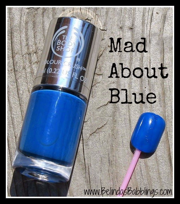 Mad About Blue