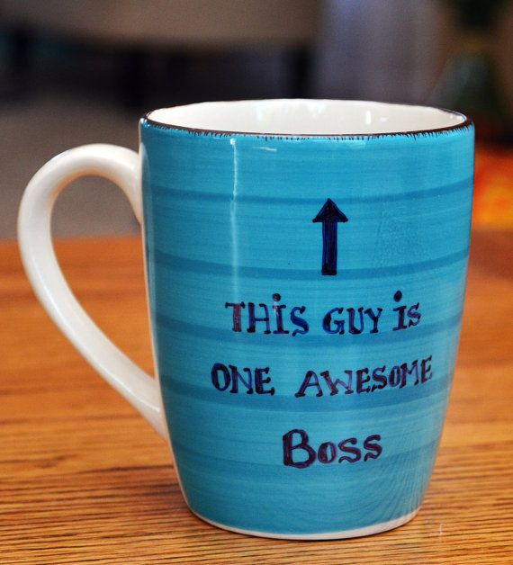 Funny Mug for Boss - Christmas Gift for Boss, Gift for Men, Boss's Day Gift, Gift for Boss, Gift for Him, Gift for Coworker, Gift for Boss by DaisyChainOnline