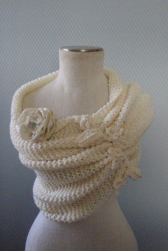 Shaw bruids omslagdoek bruiloft accessoires bruids door denizy03